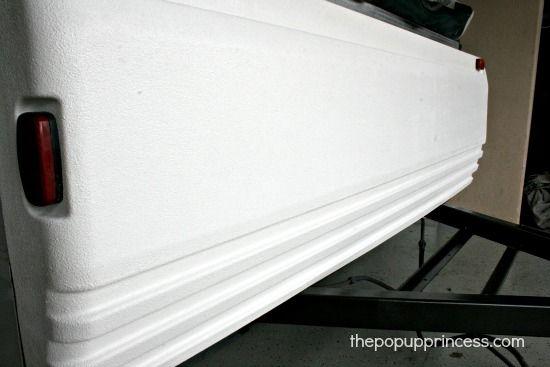Repairing Your Camper Body Panels Page 2 Of 2 Camper Repair