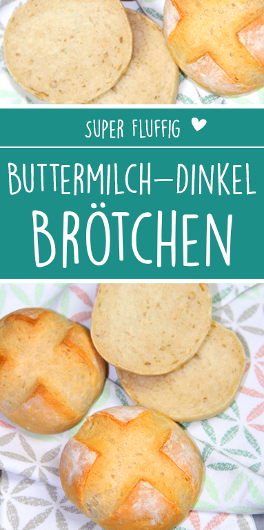 Photo of ♥ Buttermilk-spelled rolls ♥ Delicious – like from a baker. Thermomix recipe.