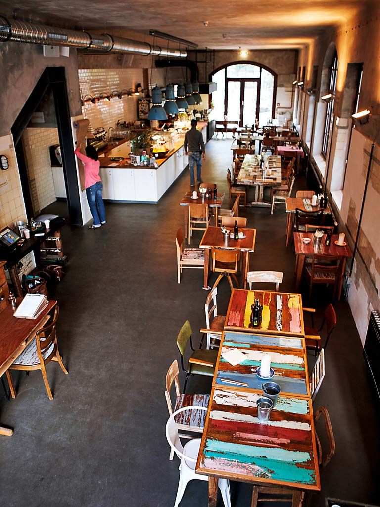 Bullerei Restaurant | Hamburg | Tim Mälzer | eatery | Pinterest ...