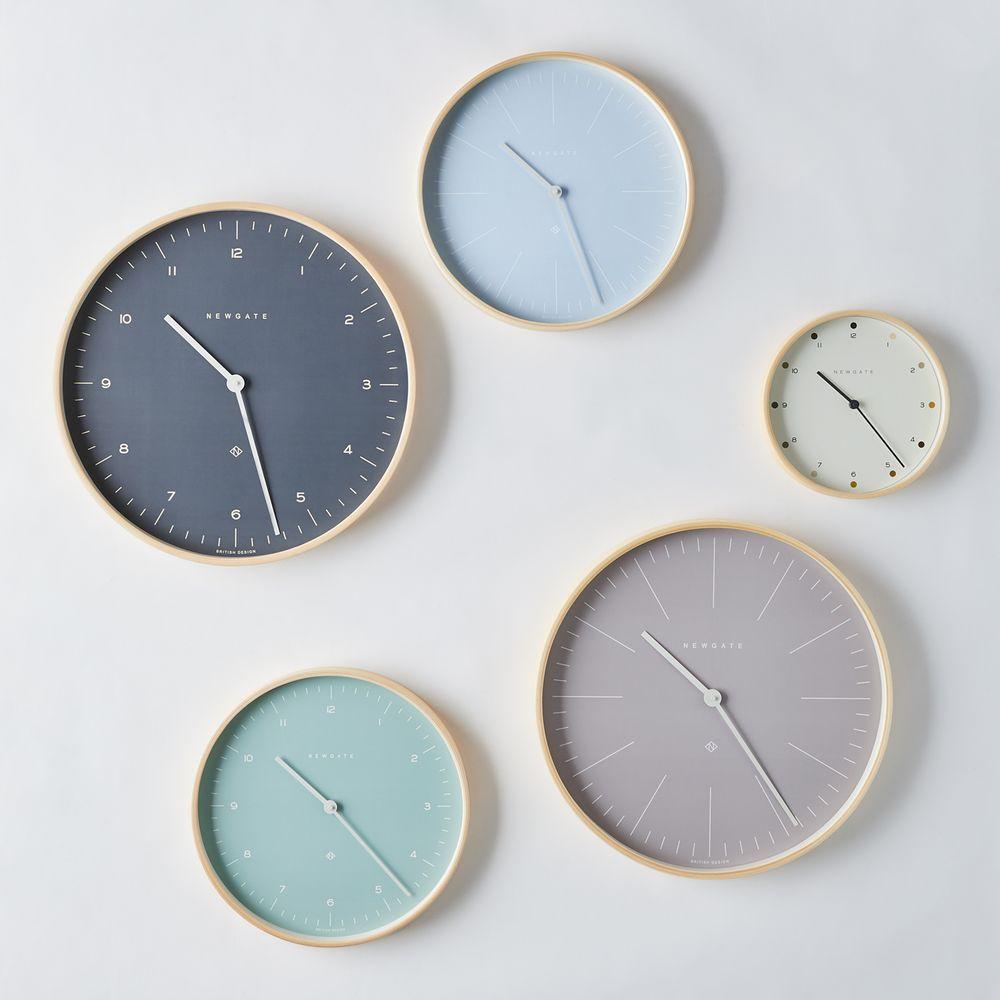 Modern Scandi Wall Clock In 2020 Minimalist Wall Clocks Wall Clock Design Wall Clock Modern