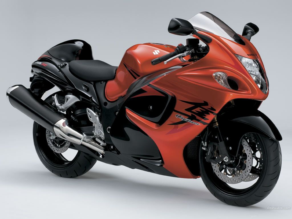 Suzuki Hayabusa When You Have To Make A Quick Getaway Suzuki