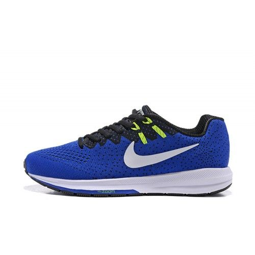 Buy Nike Air Zoom Structure 20 Mens Blue Running Shoes