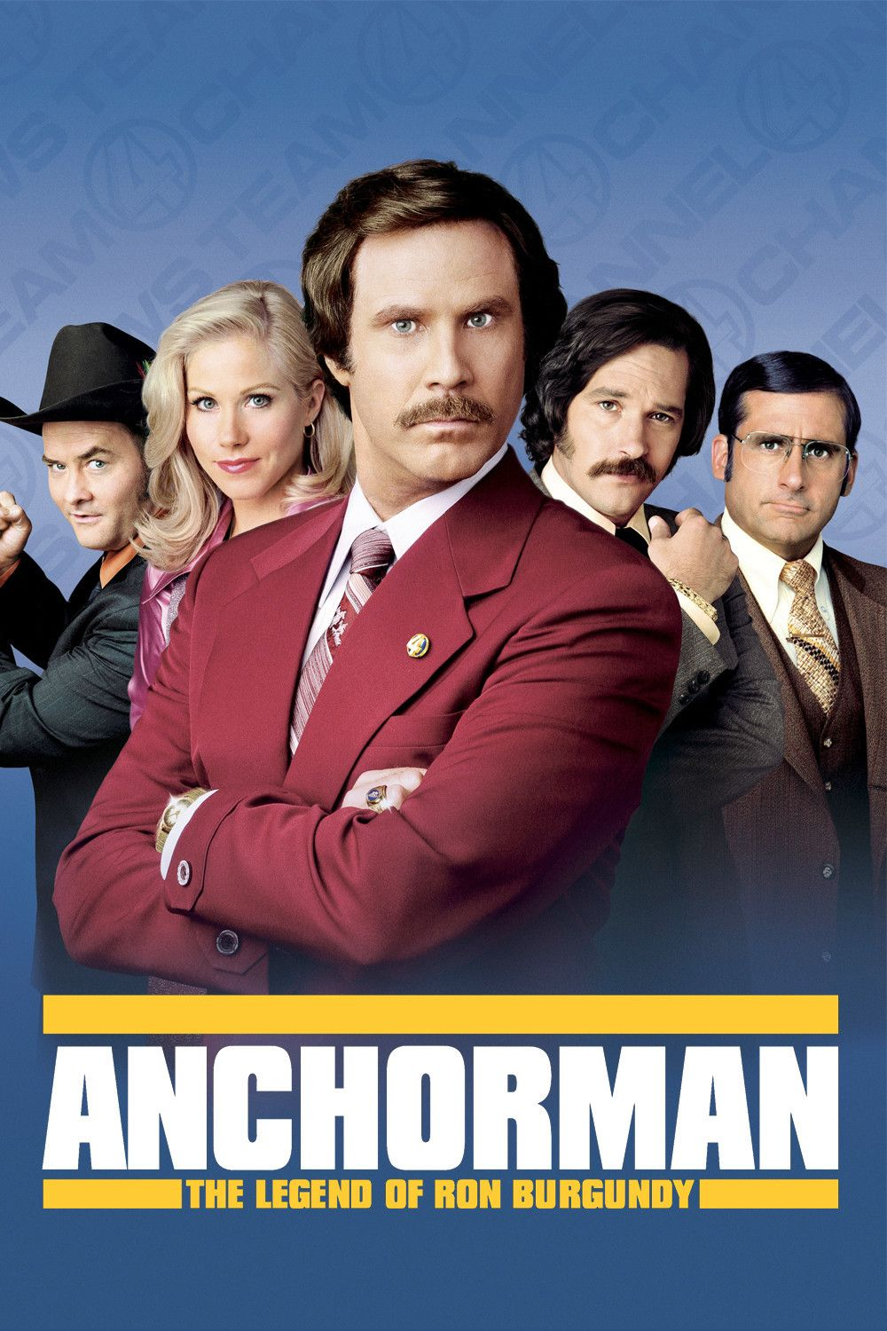 Anchorman The Legend of Ron Burgundy (2004) Click Image