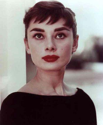 Audrey Hepburn Diaporama Audrey hepburn affiche, Coupe