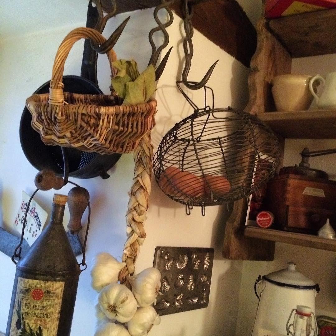 Objets de cuisine #brocante#cuisine#vieux objets# by quand_coco_coud