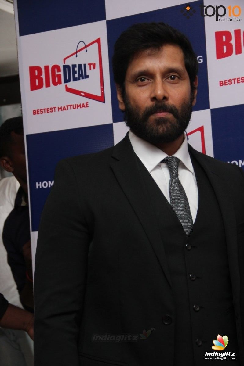 what is the caste of tamil actor vikram