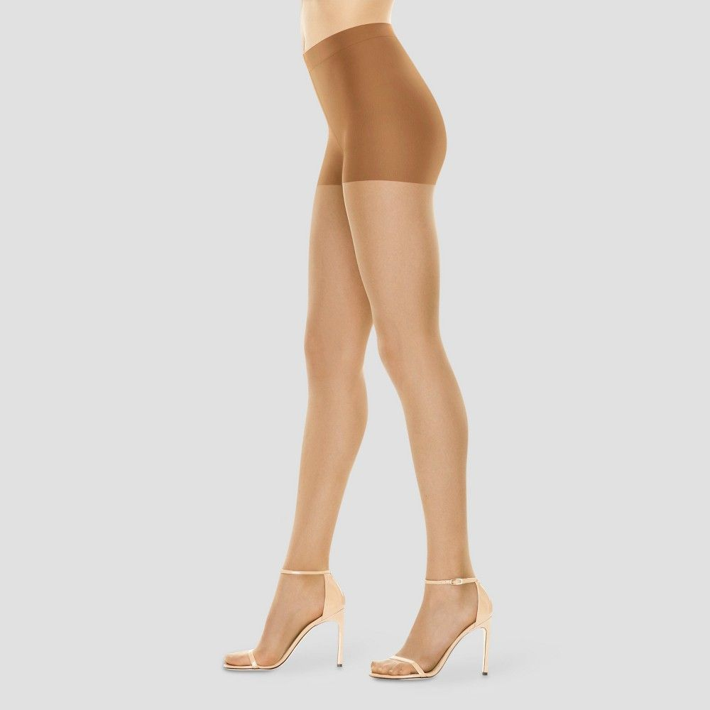 5aa7fff9ac3 Revolutionalizing a perfect match for sheer hosiery with Hanes Premium  Perfect Nudes Silky Ultra Sheer Pantyhose. Super lightweight denier in  natural ...