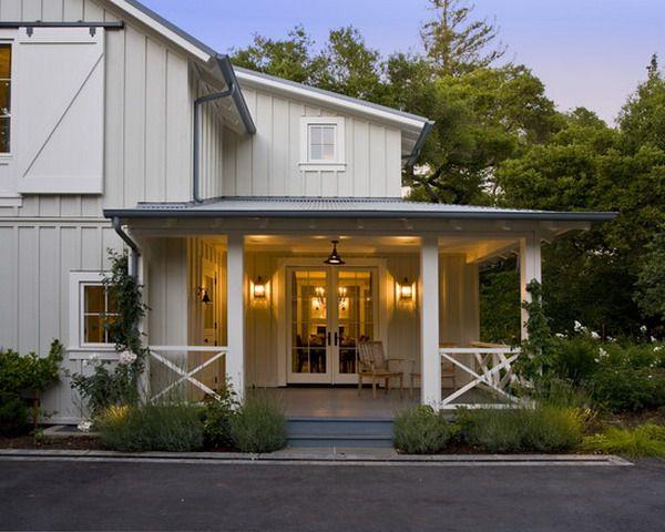 Small Farmhouse Porch Ideas