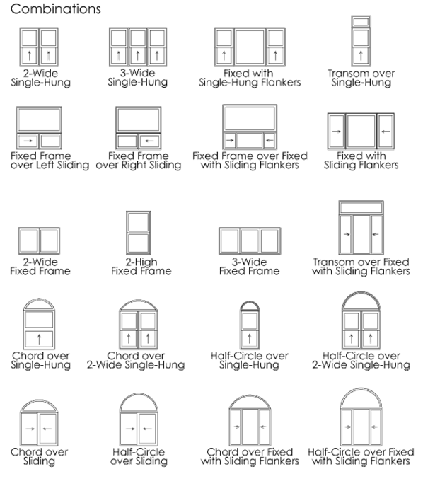 Windows Styles and Grid Shapes   Ideas for the 910   Pinterest   Shapes