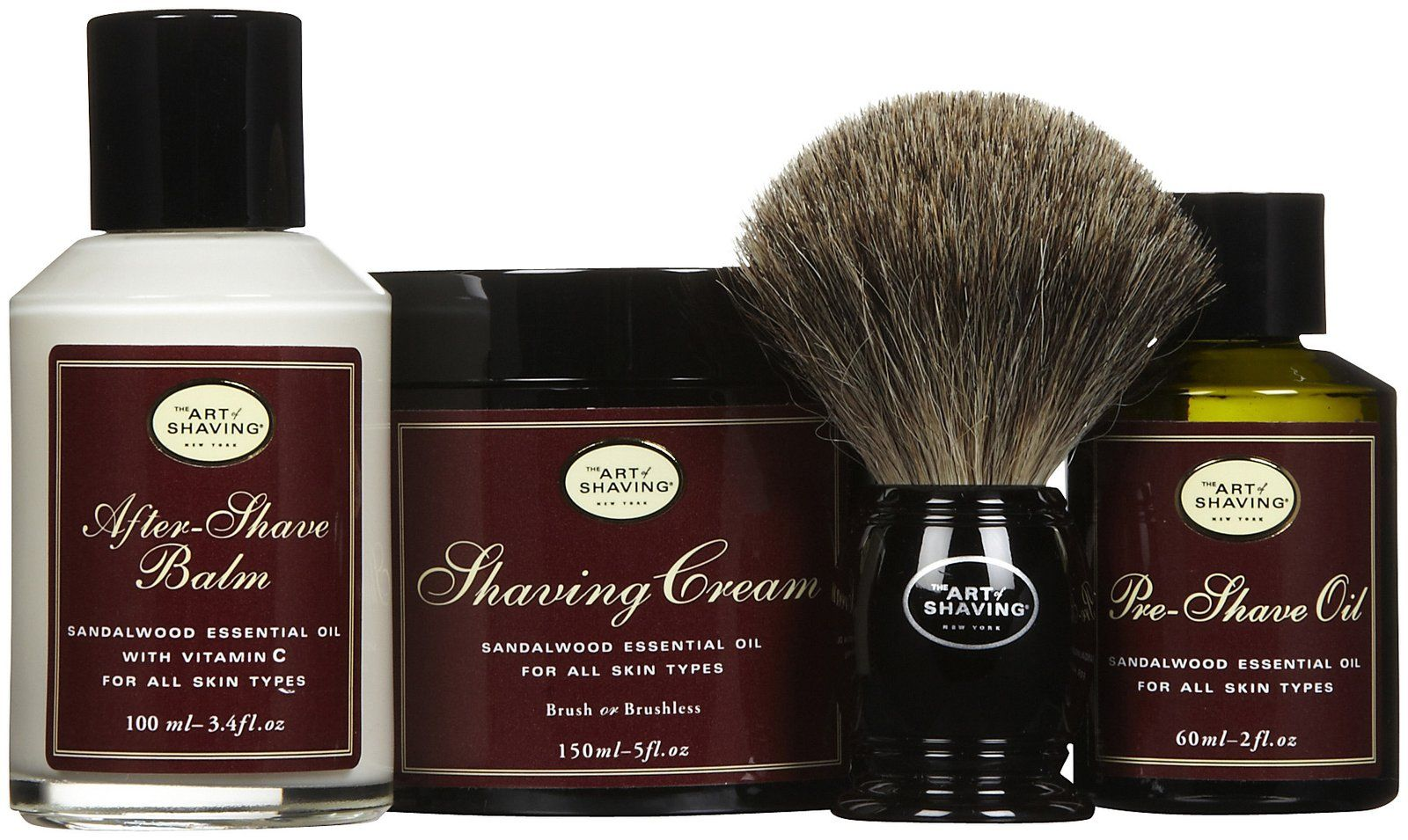 25 Gifts For Guys To Step Up Their Grooming Game Grooming Gifts Shaving Balm The Art Of Shaving