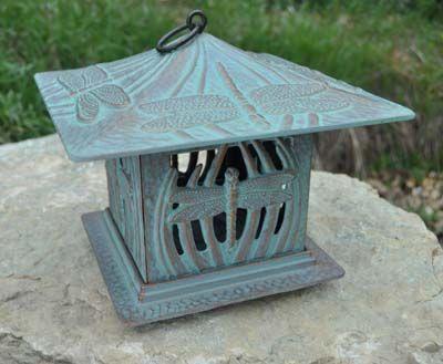 Dragonfly Tea Lantern
