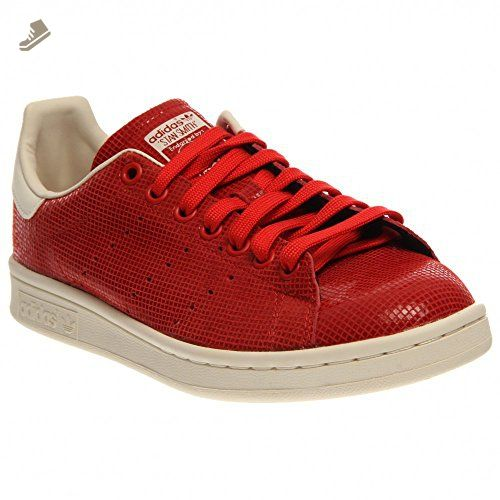 newest 373aa 8faa1 Adidas Stan Smith Women's Red/White M20810 (SIZE: 5.5 ...