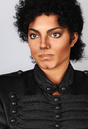 Untitled Amazing Halloween Makeup Character Makeup Michael Jackson Makeup