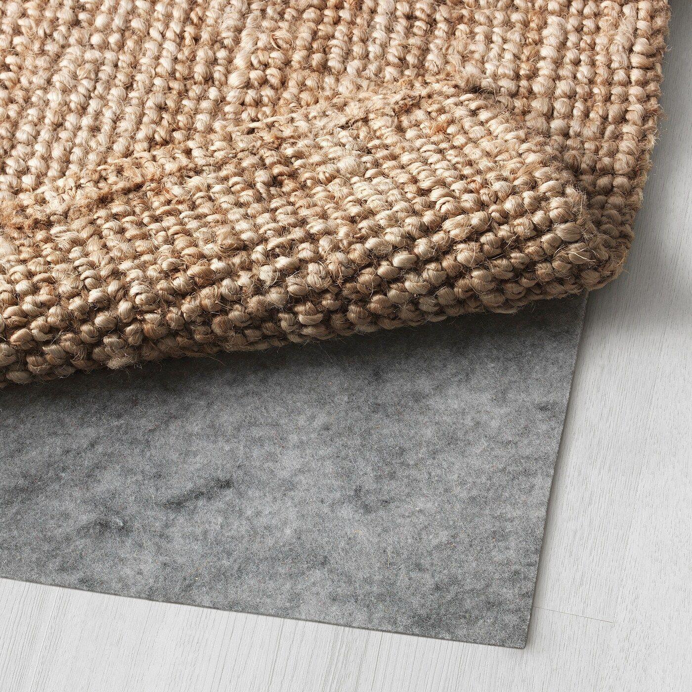 Lohals Rug Flatwoven Natural Find It Here Ikea In 2020 Lohals Teppich Flach Gewebt Teppich