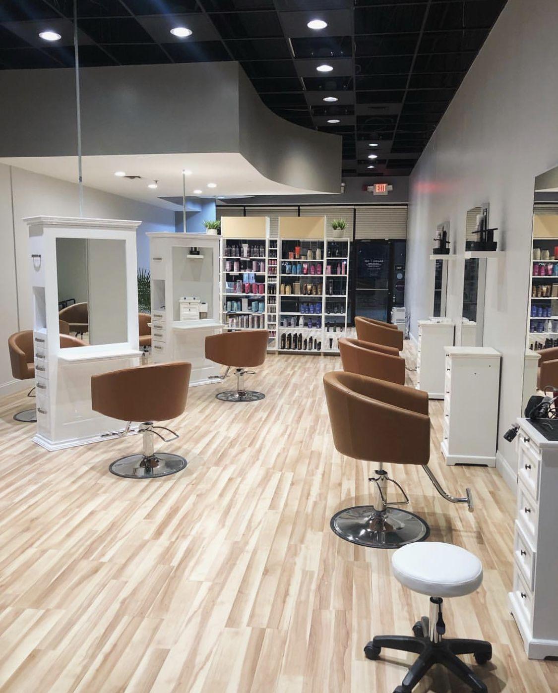 We Love Seeing Beautiful Salons Full Of Minerva Equipment Salon