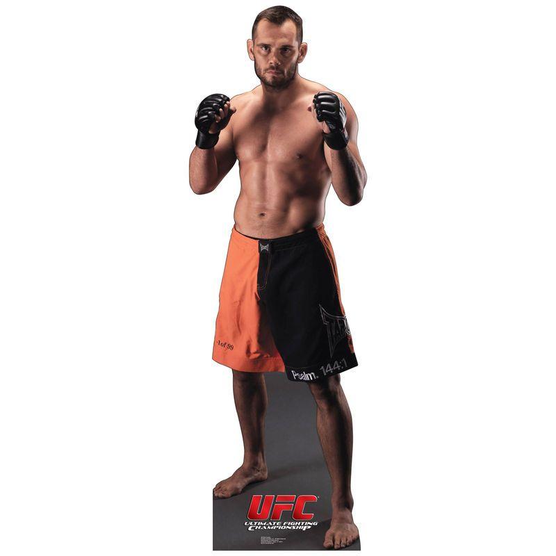 e6af147ea UFC Rich Franklin Fighter Cardboard Standup