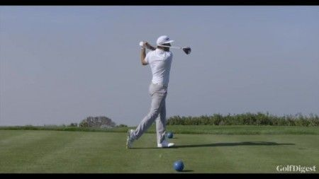 Classic Swing Sequences – Swing Analysis: Dustin Johnson
