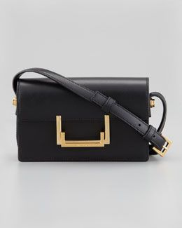 Saint Laurent Small Lulu Shoulder Bag, Black   Handbags   Pinterest ... d1ffdbc4b2