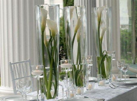 id es de d coration de mariage vert blanc art floral pinterest d corations de mariage. Black Bedroom Furniture Sets. Home Design Ideas