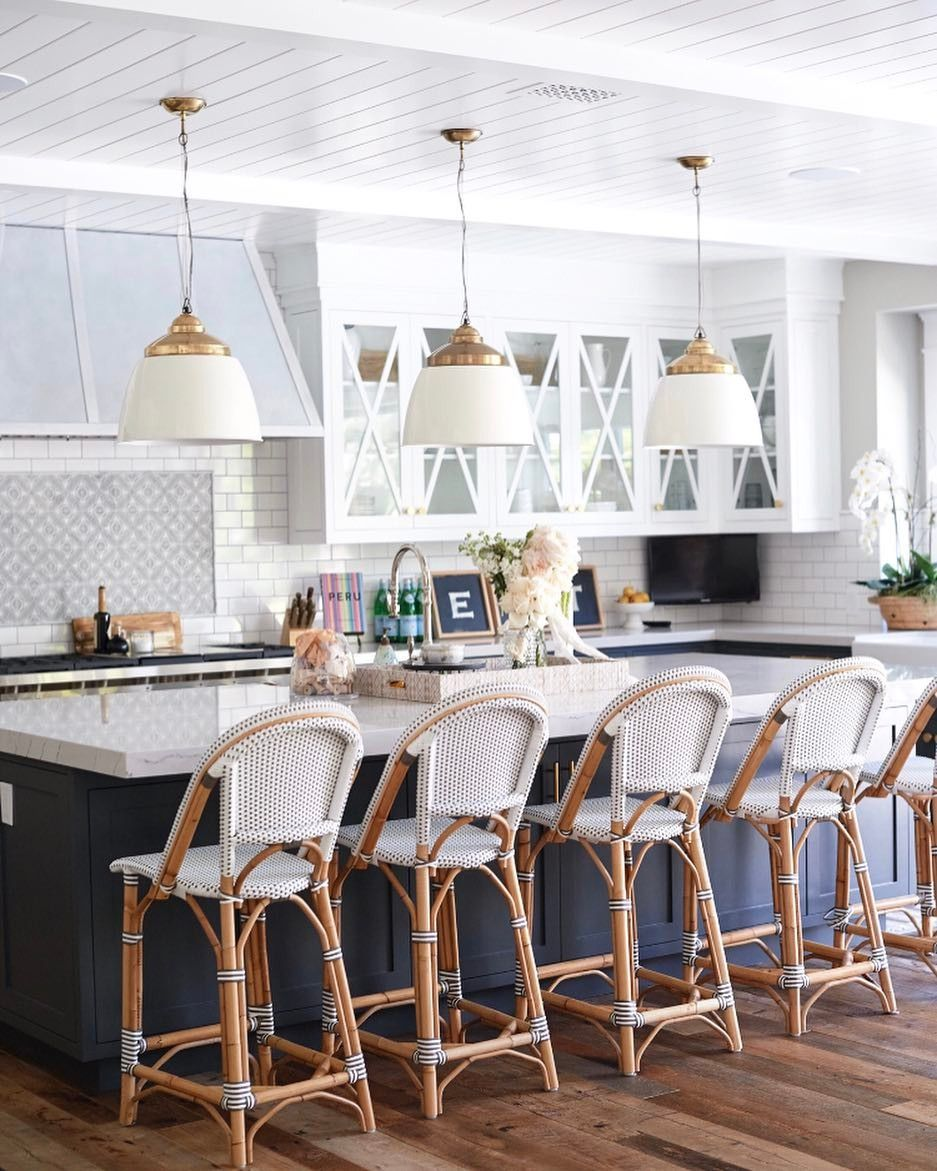 Beach House Renovation Design Decisions For The Kitchen: 2.2m Followers, 74 Following, 1,886 Posts