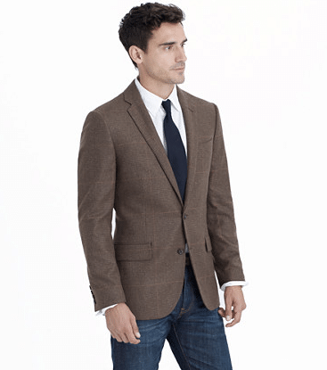 Sports Jacket and Jeans: A Man's Go-To Getup | Casual tie and ...