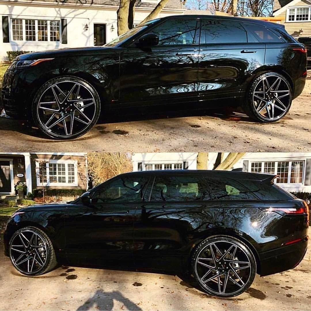 What Do You Think Of A Velar With 24 Rims By Giovannawheels Landrover Rangerover Rangerovervelar Velar Luxury Cars Range Rover Range Rover Luxury Cars