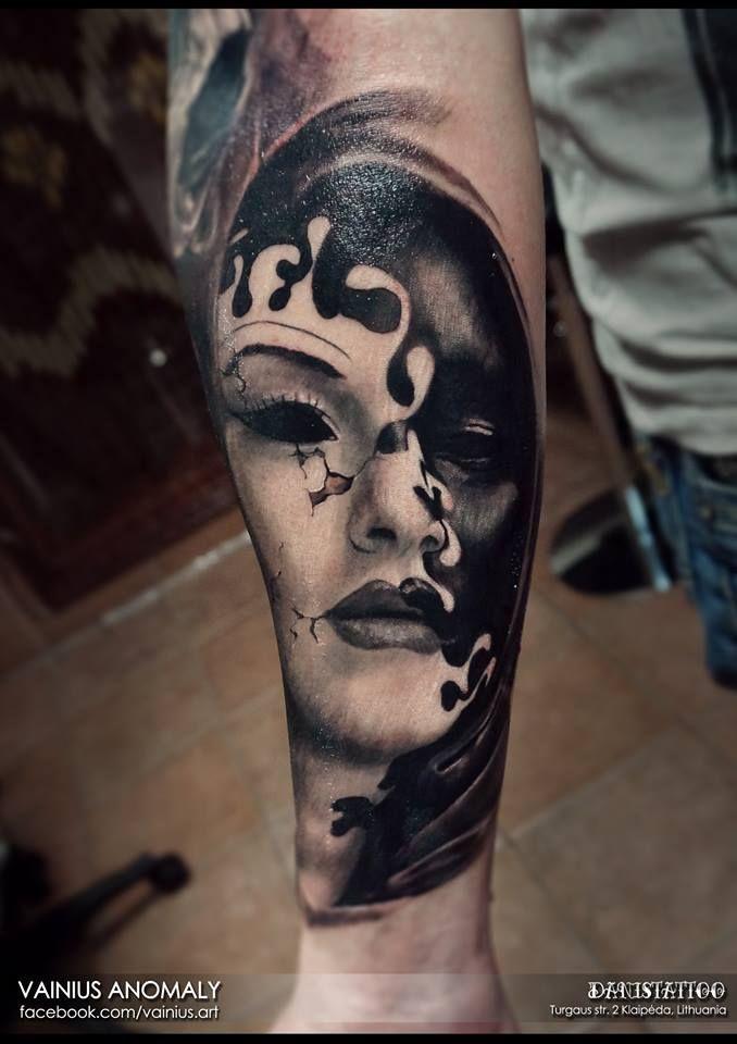 Pin By Dar1u5 Umbra5a5 On Realism Tattoo Artist Dream Tattoos Tattoo Designs Tattoo Artists