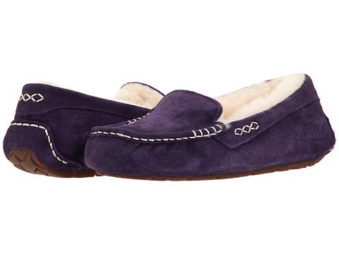 34096fe366c0 Perfect after a looong day of skiing or at the gym! UGG Ansley Purple  Velvet - Zappos.com Free Shipping BOTH Ways
