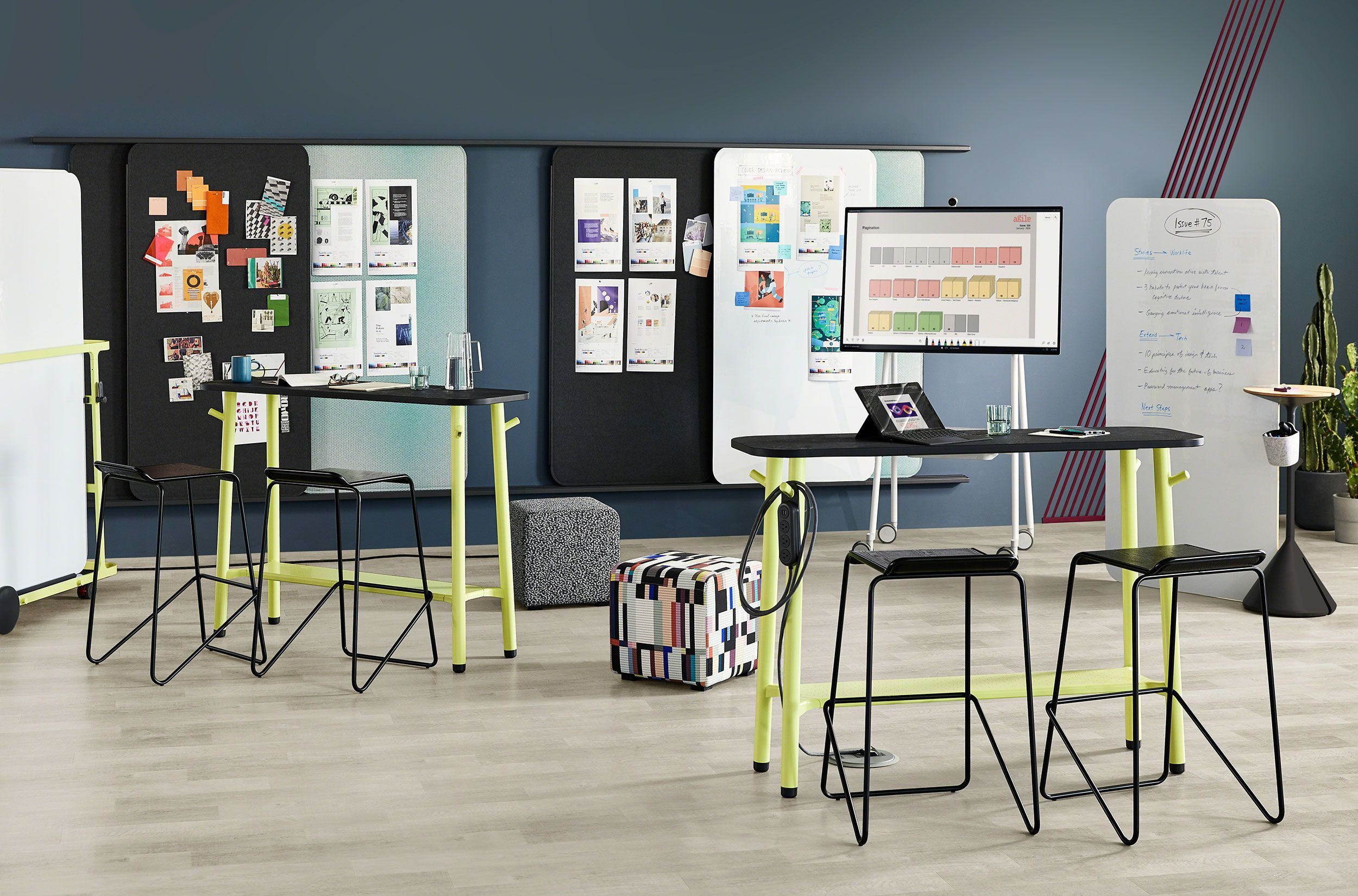Reconfigurable Office Furniture