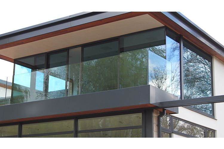 Take a look at our bespoke contemporary aluminium windows design take a look at our bespoke contemporary aluminium windows design with large sliding bi folding solutioingenieria Image collections