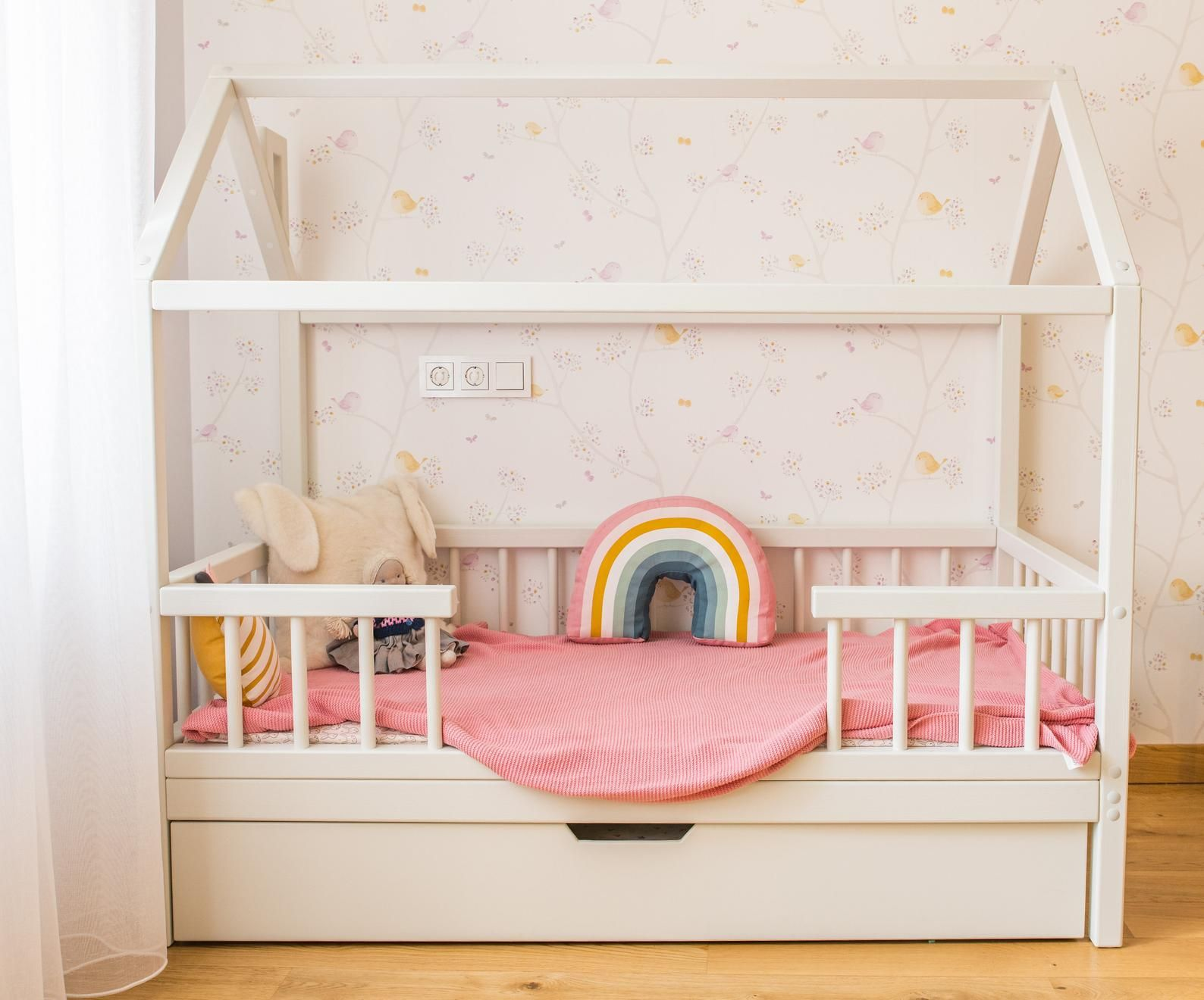 Bed Frame Kids Beds Toddler Bed Childrens Beds Twin Bed Tree