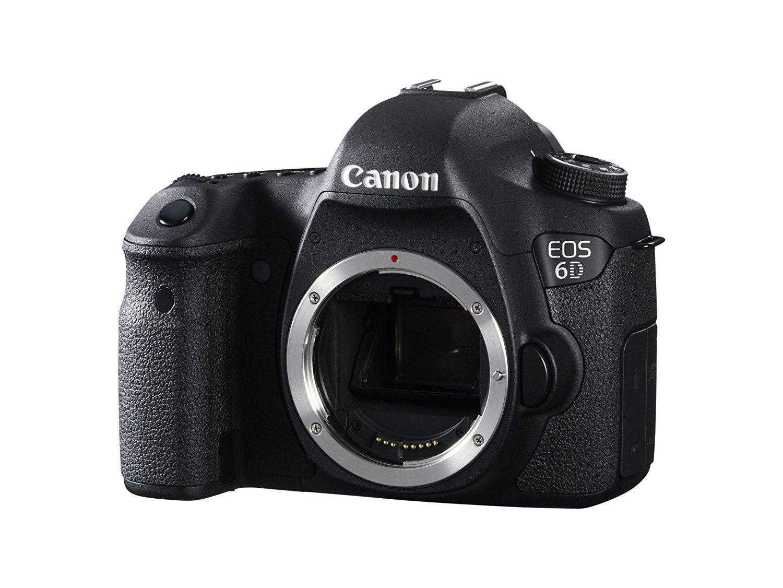 Cámara Canon EOS 6D iniciación de Canon a las Full Frame | Material ...