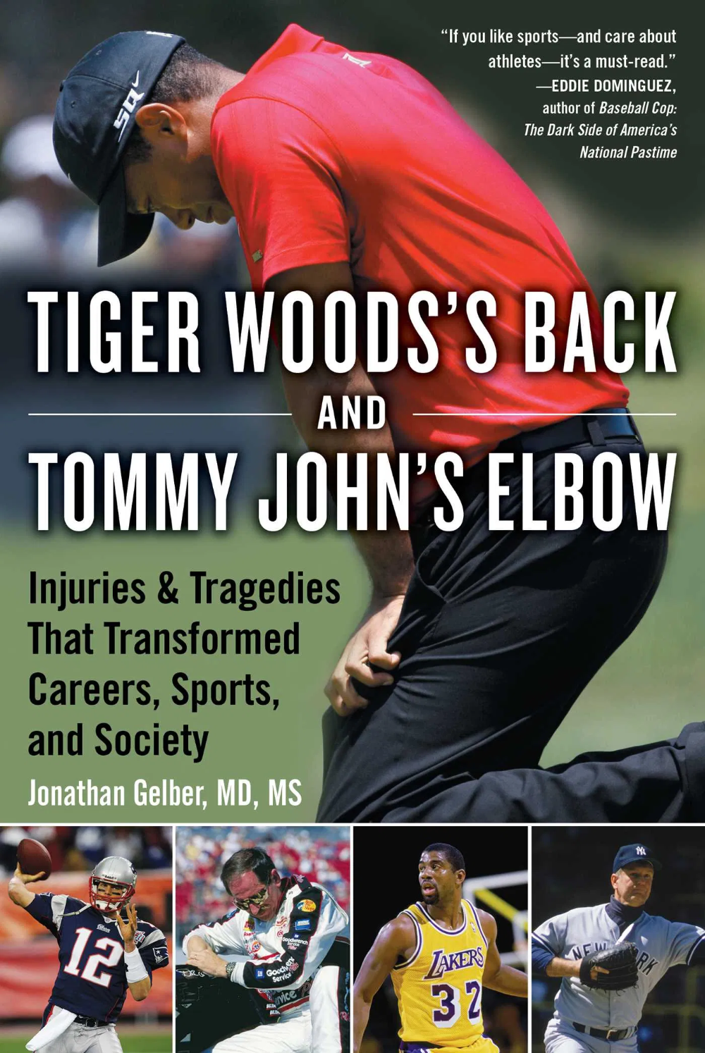 Tiger Woods's Back and Tommy John's Elbow Injuries and