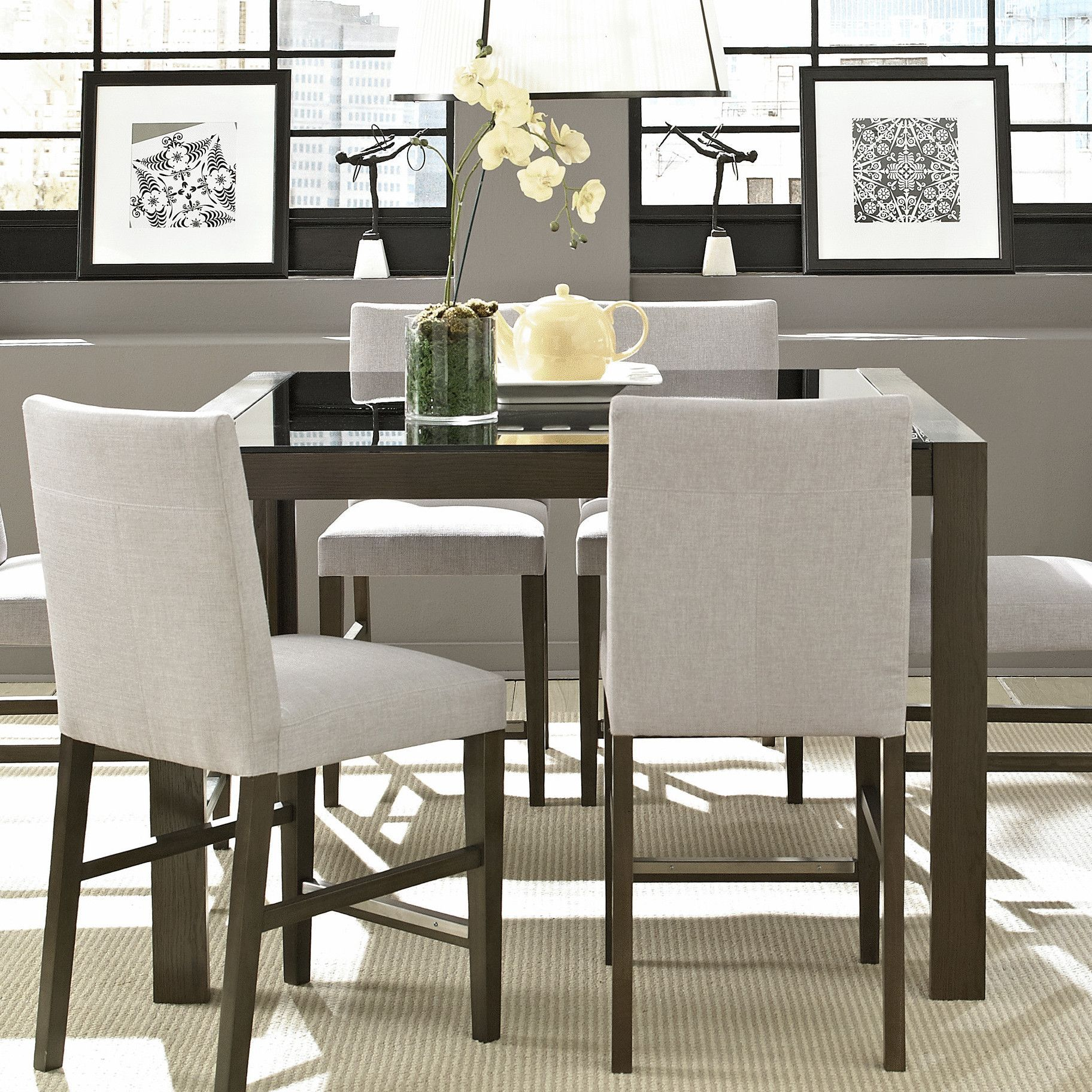 Montreal Square Table Top Products Kitchen Dining Sets Dining