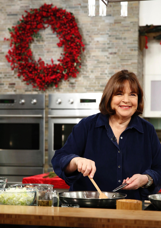 Ina Garten' Make- Thanksgiving Advice