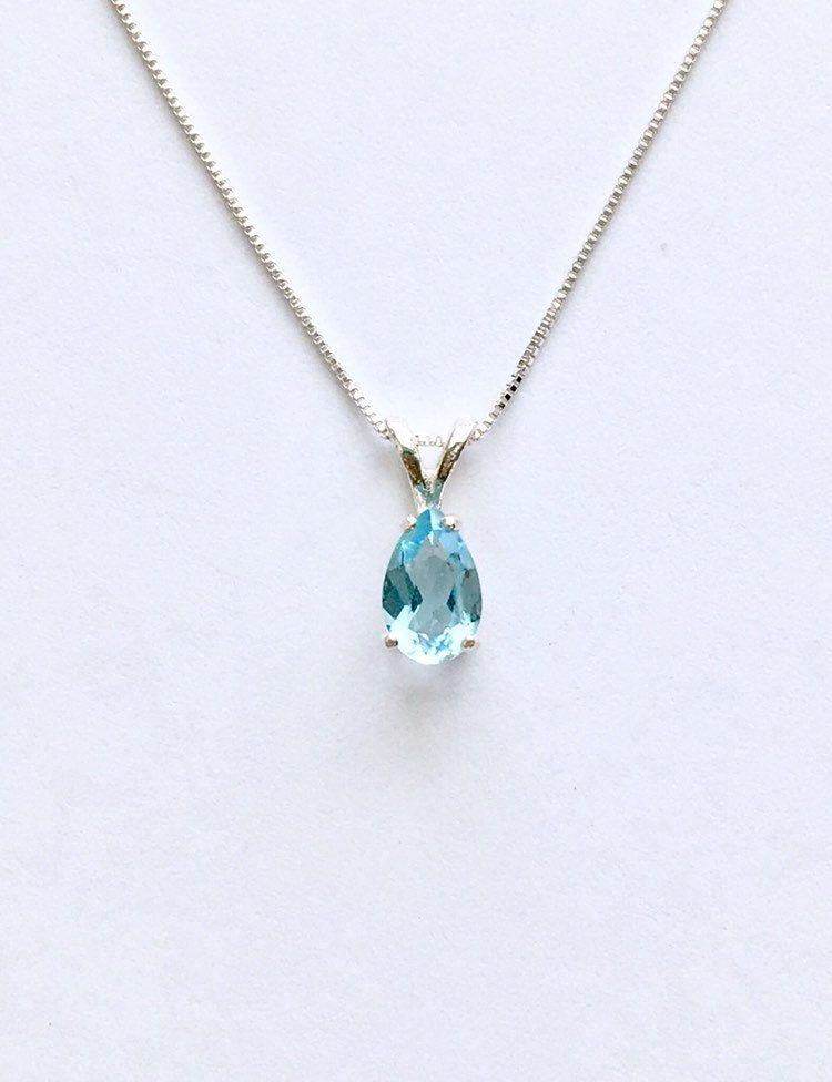Light Blue Pendant