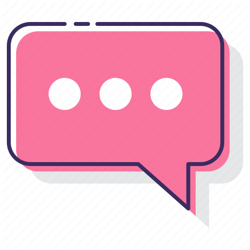 Chat Icon Communication Multimedia Chat Communications Conversation Speech Bubble Icons Iconbros Fr Text Message Icon Text Icons Text Message Bubble