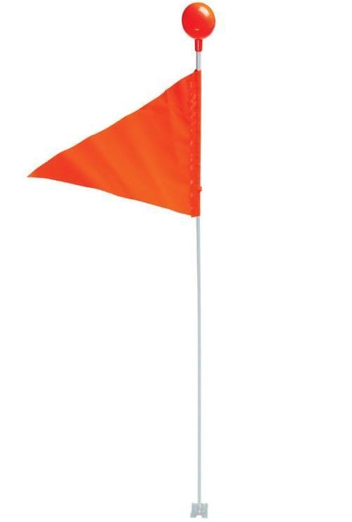 Kent 96031 Safety Flag 6 Orange Orange Kent Flag