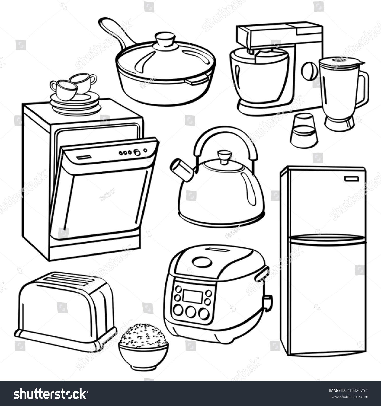 Kitchen Utensils And Appliances Ad Affiliate Kitchen