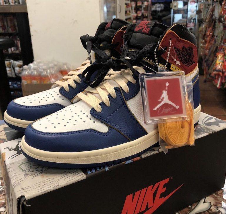 Union x Air Jordan 1 Retro High OG NRG     Shoegasm in 2019