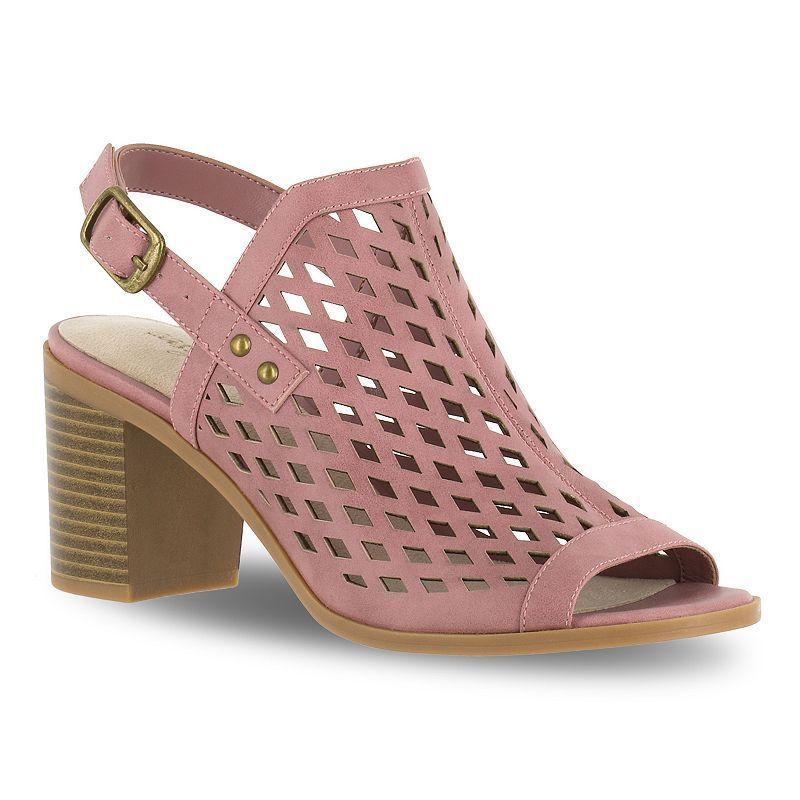 Easy Street Erin Women's Block ... Heel Sandals x3JegCi