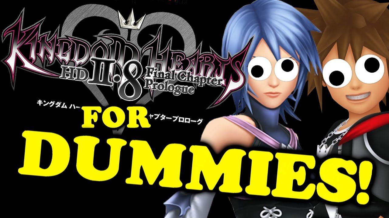 KINGDOM HEARTS 2.8 FOR DUMMIES! For More Information... >>> http://bit.ly/29otcOB <<< ------- #gaming #games #gamer #videogames #videogame #anime #video #Funny #xbox #nintendo #TVGM #surprise #gamergirl #gamers #gamerguy #instagamer #girlgamer #bhombingamerica #pcgamer #gamerlife #gamergirls #xboxgamer #girlgamer #gtav