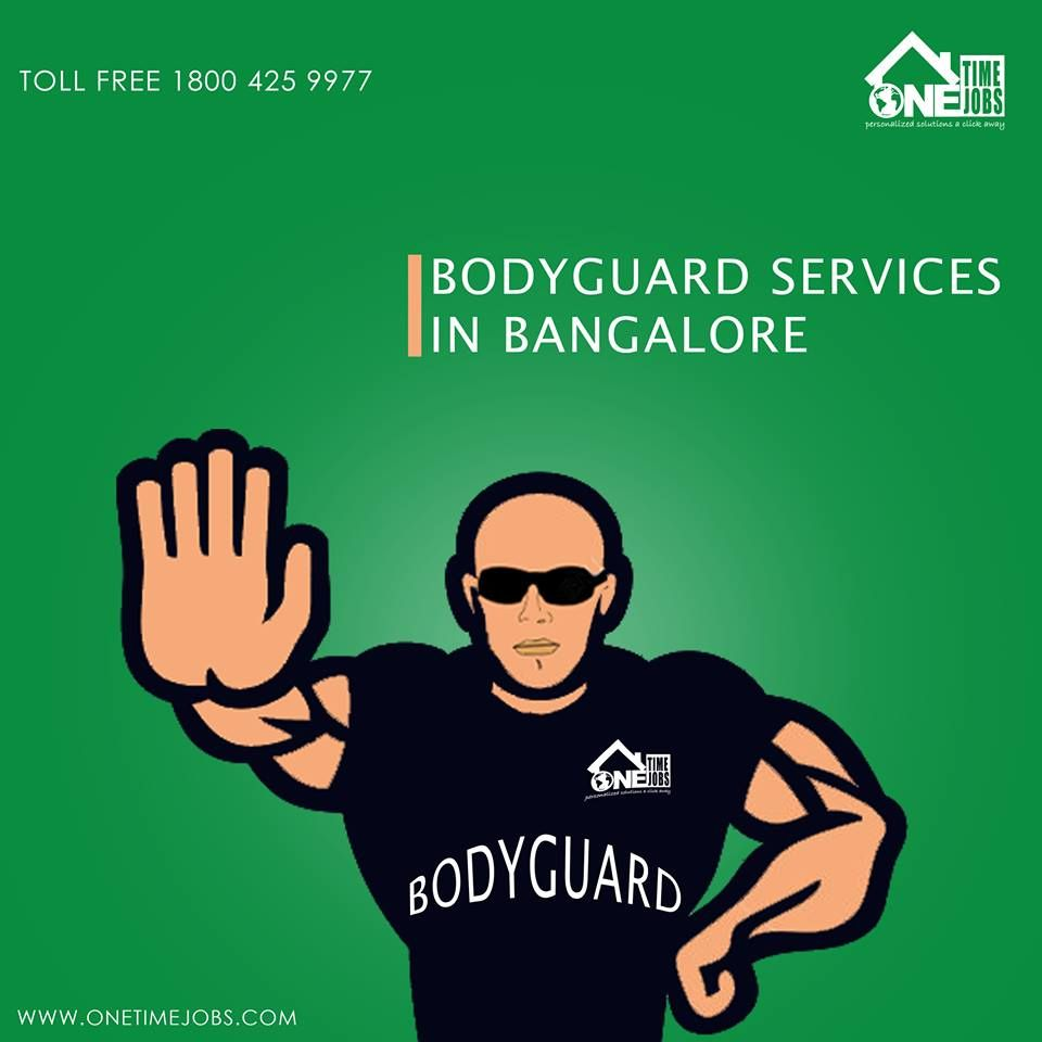 Bodyguard Services Bangalore