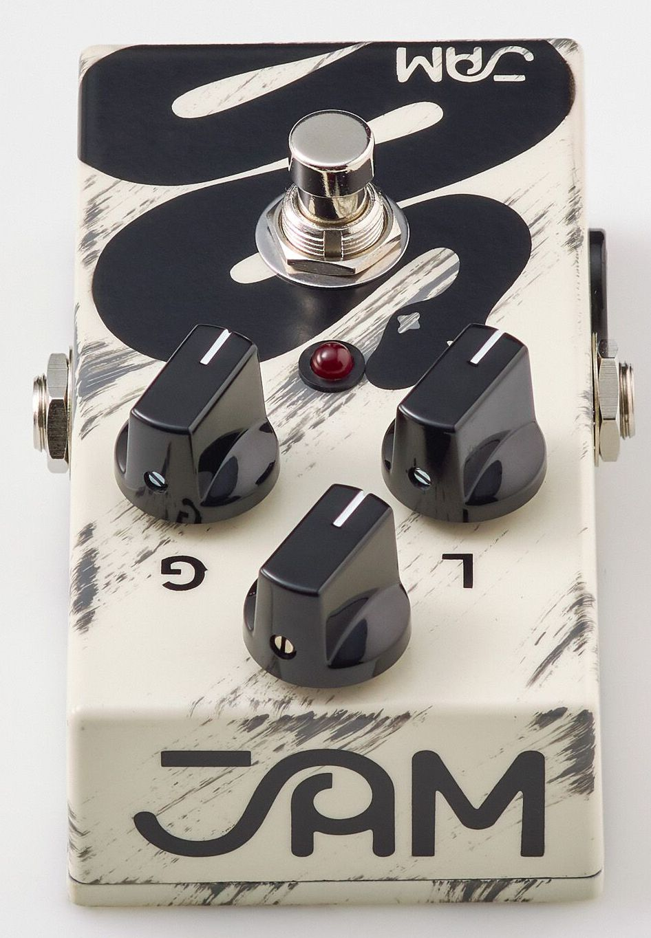 Jam Pedals Rattler Overdrive and Distortion Guitar Pedal - Andertons Music Co.