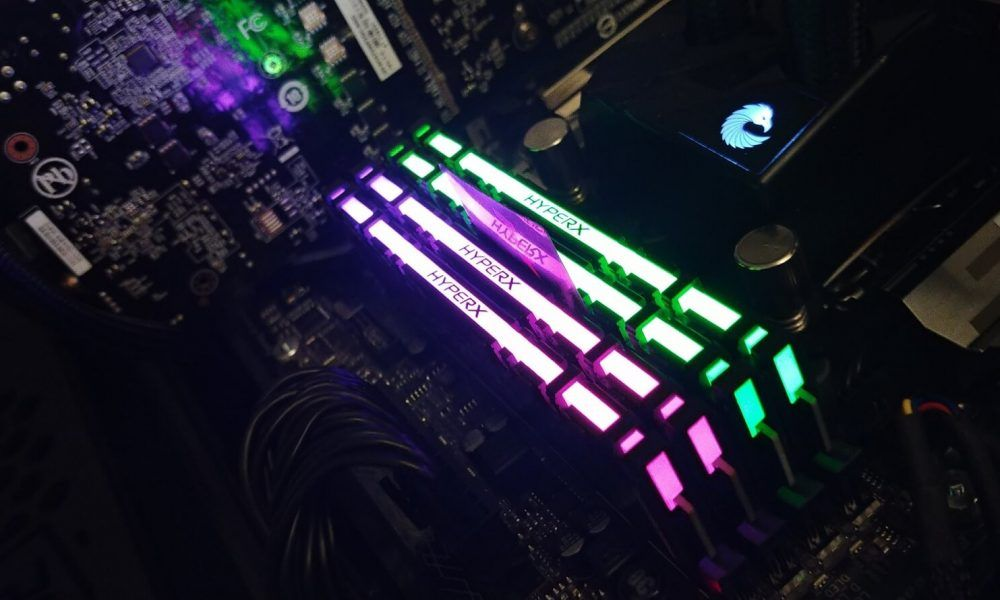 HyperX Predator DDR4 goes infrared with new model