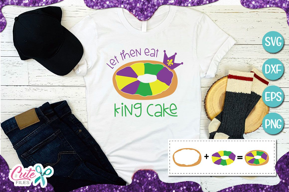 10++ King cake baby svg ideas