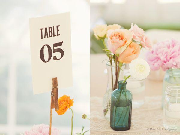 Wedding Design & Art Direction by Nicole Ziegler, via Behance