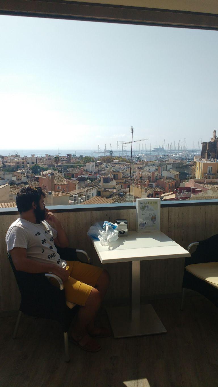 b5f3ffda8 el corte ingles palma   Mallorca   Rooftop bar, Palma mallorca und ...
