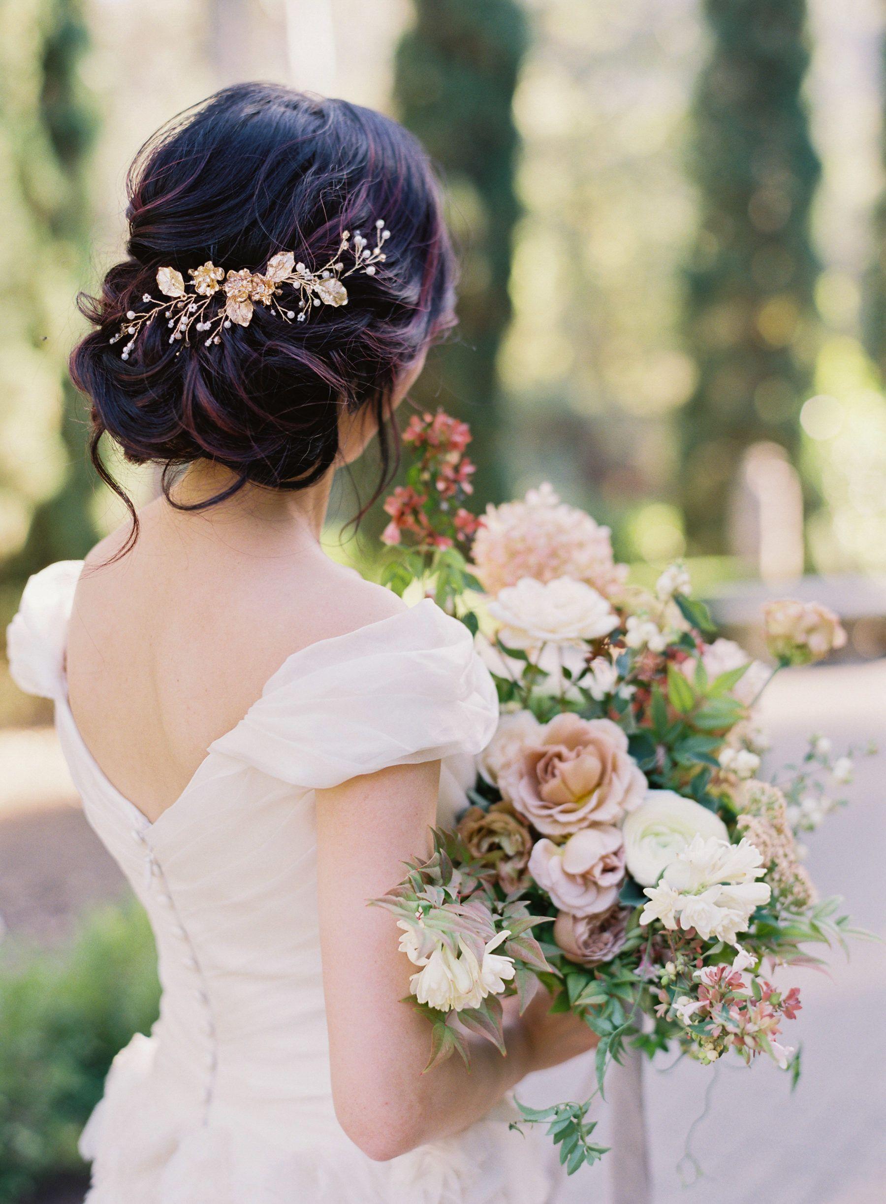 italian-inspired wedding with autumn hues at villa montalvo