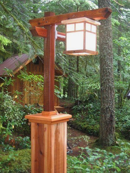 Diy Garden Lighting Ideas Outdoorlights Diy Outdoor Lighting Craftsman Lamps Backyard Lighting